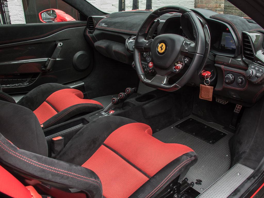 2015 Ferrari  458  458 Speciale  For Sale (picture 12 of 18)