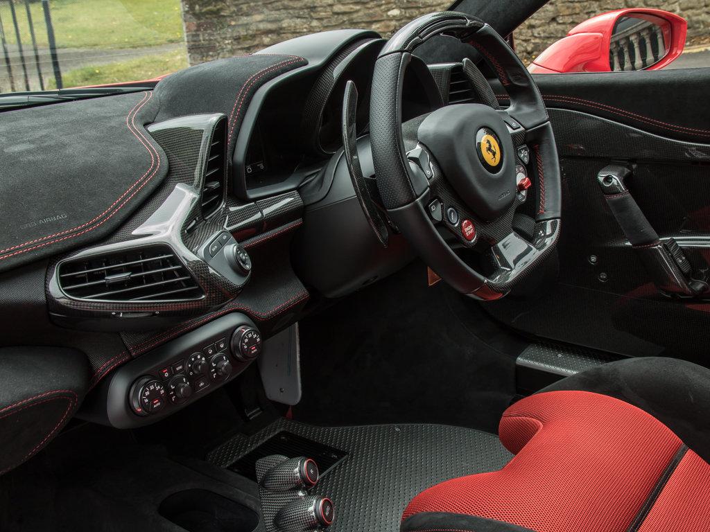 2015 Ferrari  458  458 Speciale  For Sale (picture 17 of 18)
