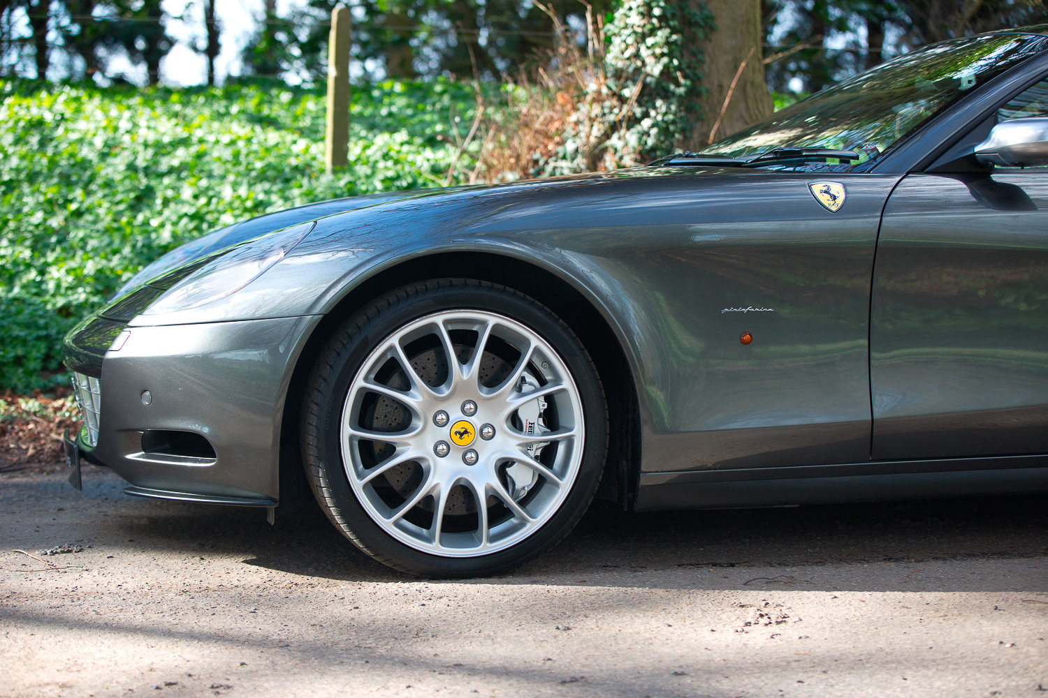 2010 Ferrari 612 Scaglietti One to One - HGT2 Handling Package  For Sale (picture 6 of 6)