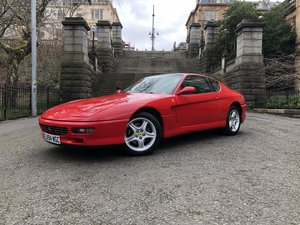 1994 FERRARI 456 GT M Coupe Manual