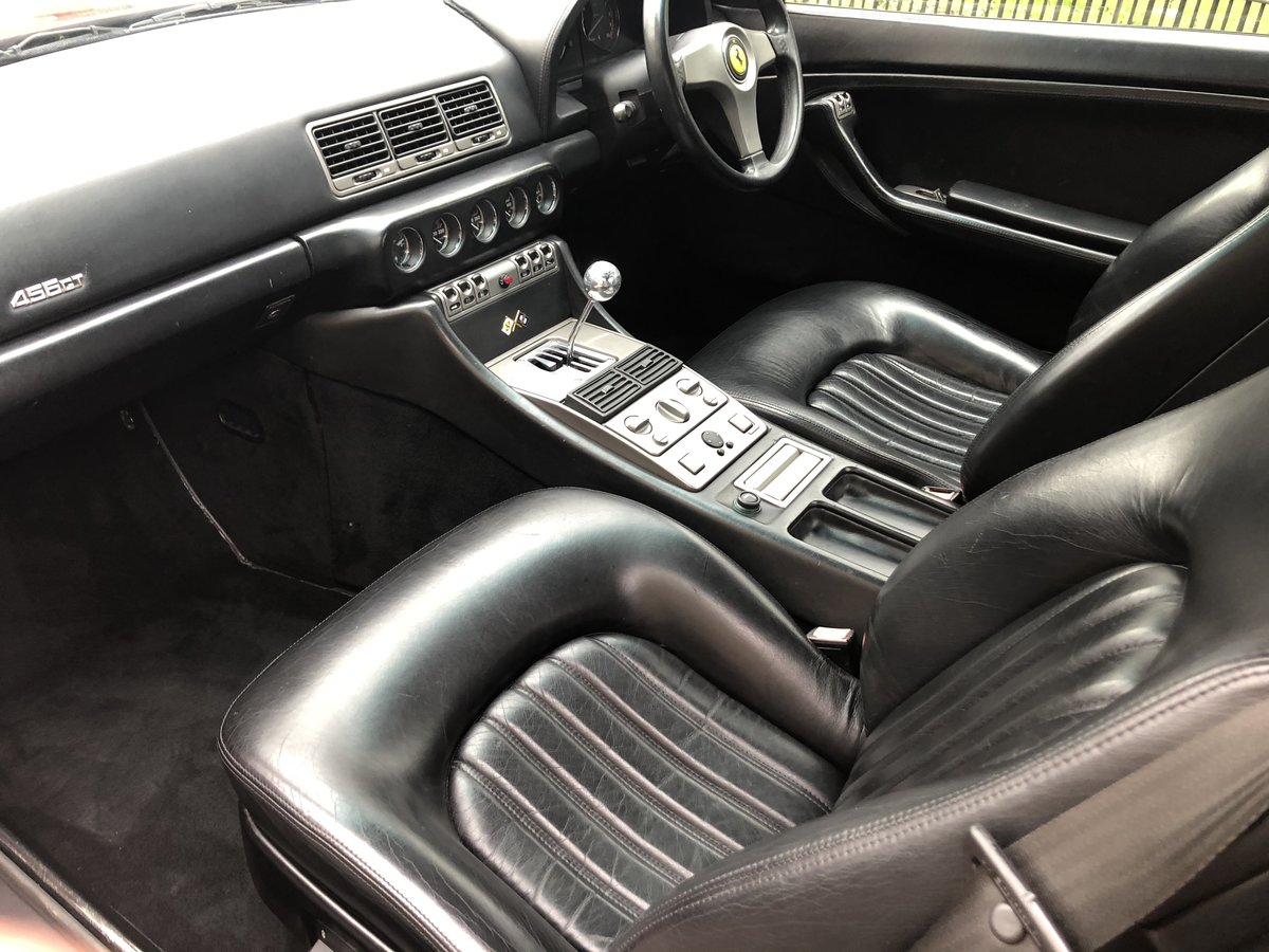 1994 FERRARI 456 GT M Coupe Manual For Sale (picture 6 of 6)