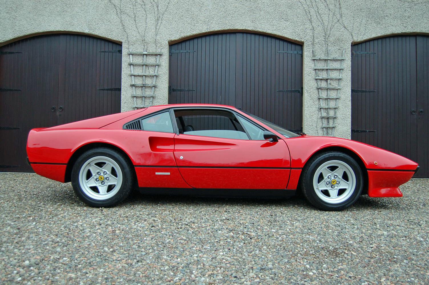 1976 Ferrari 308 GTB Vetroresina For Sale (picture 1 of 6)