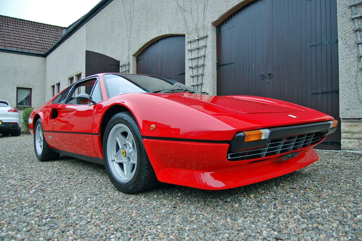 1976 Ferrari 308 GTB Vetroresina For Sale (picture 2 of 6)