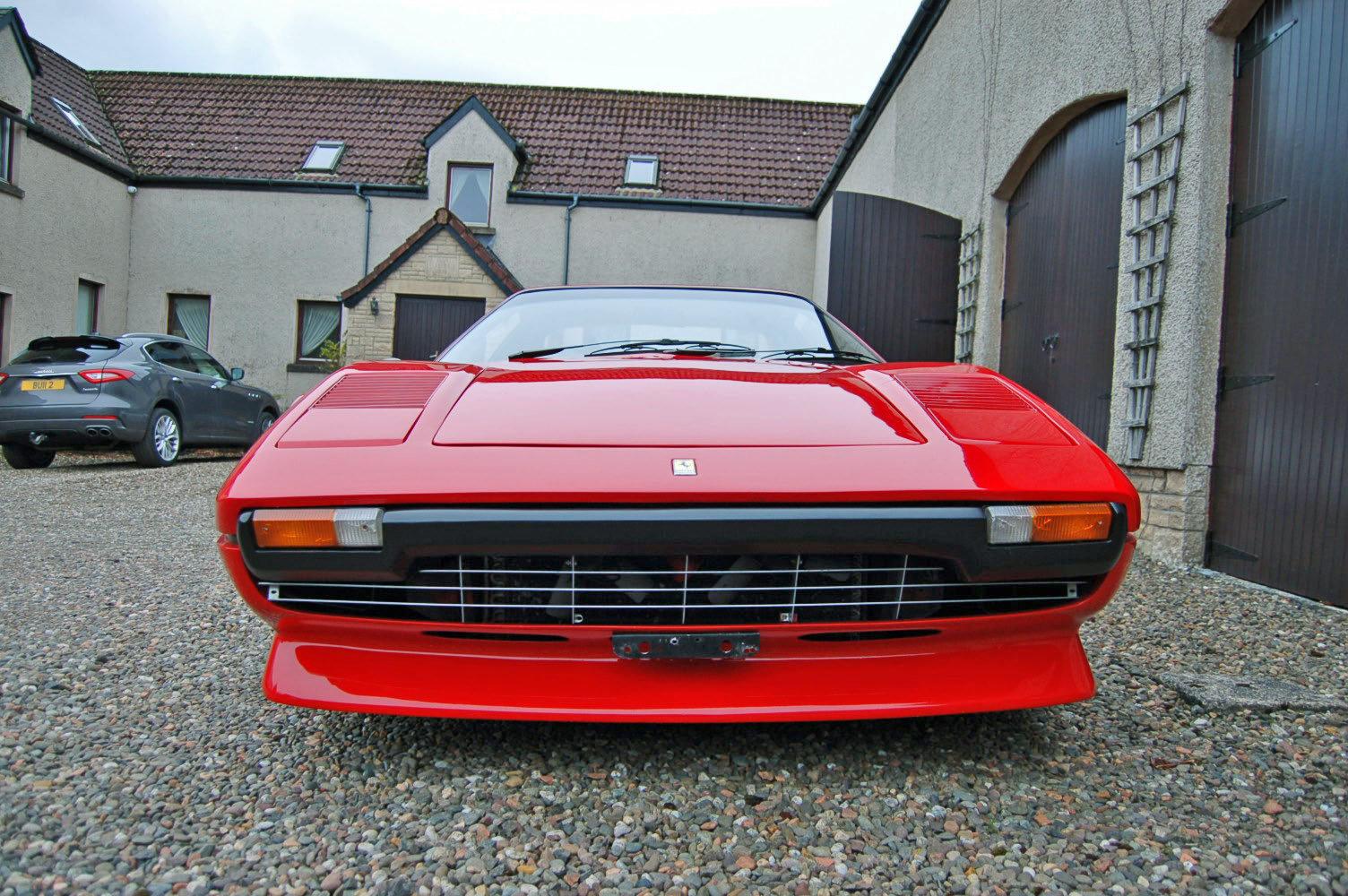 1976 Ferrari 308 GTB Vetroresina For Sale (picture 3 of 6)