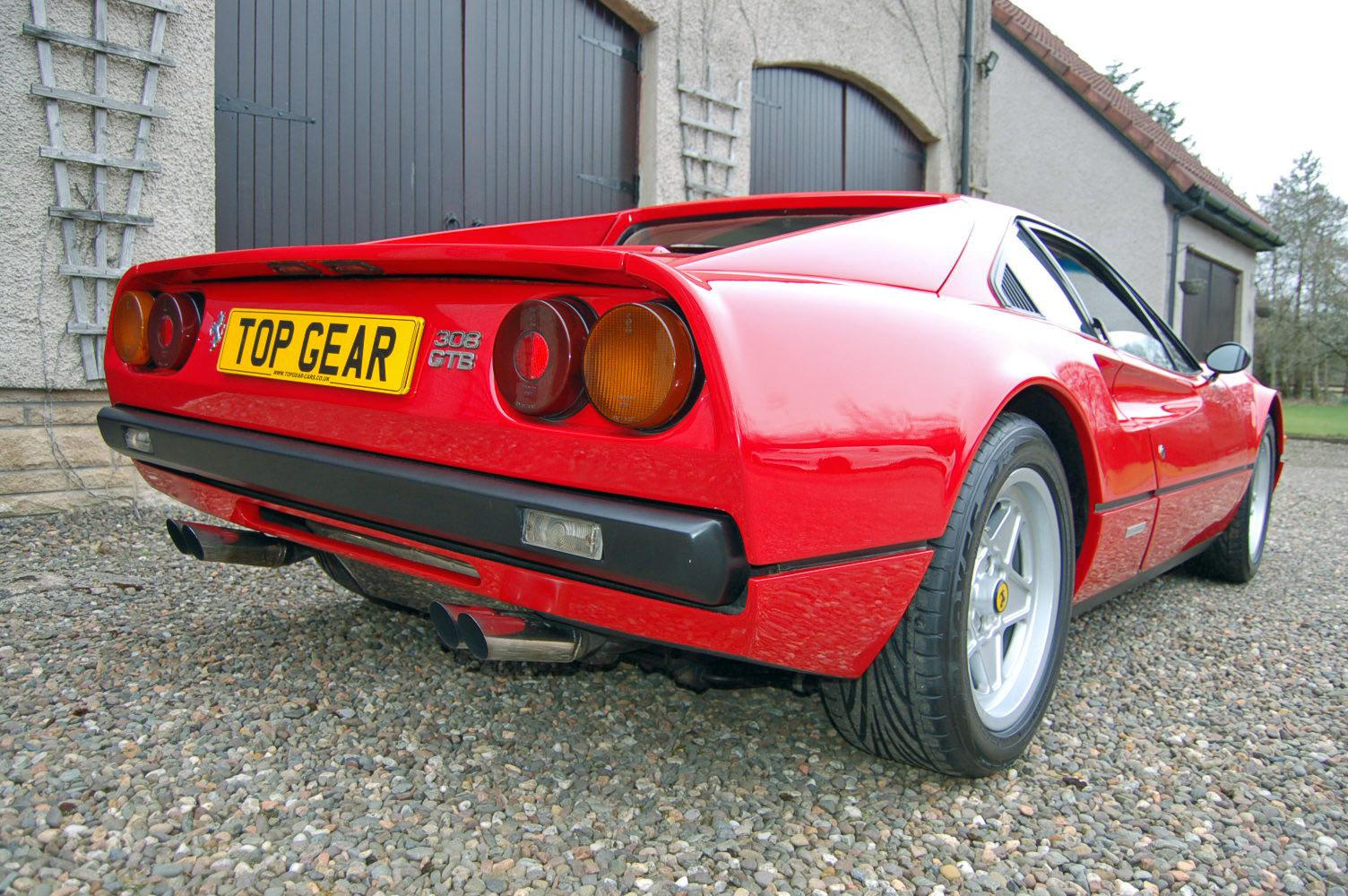 1976 Ferrari 308 GTB Vetroresina For Sale (picture 4 of 6)