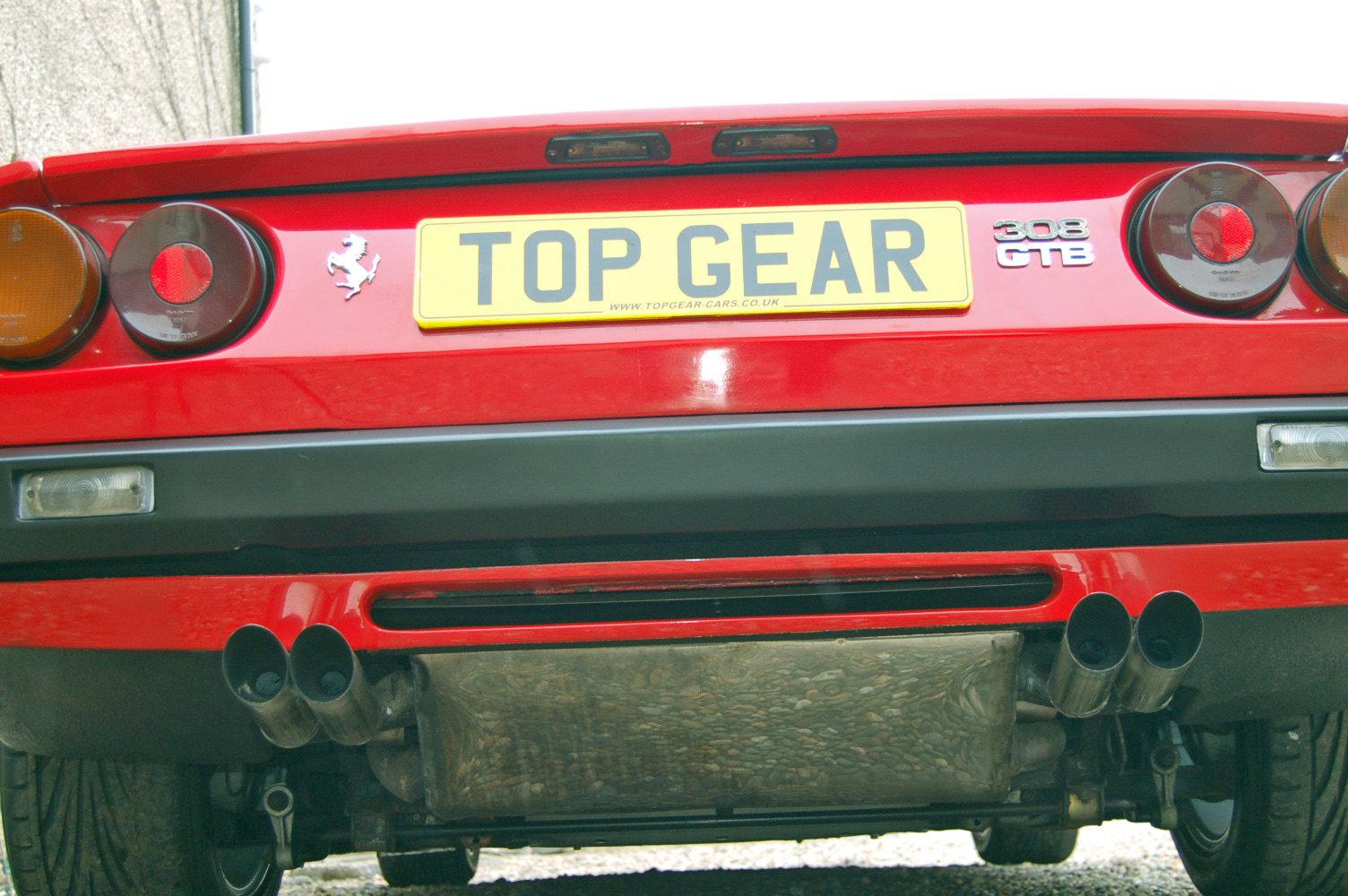 1976 Ferrari 308 GTB Vetroresina For Sale (picture 5 of 6)