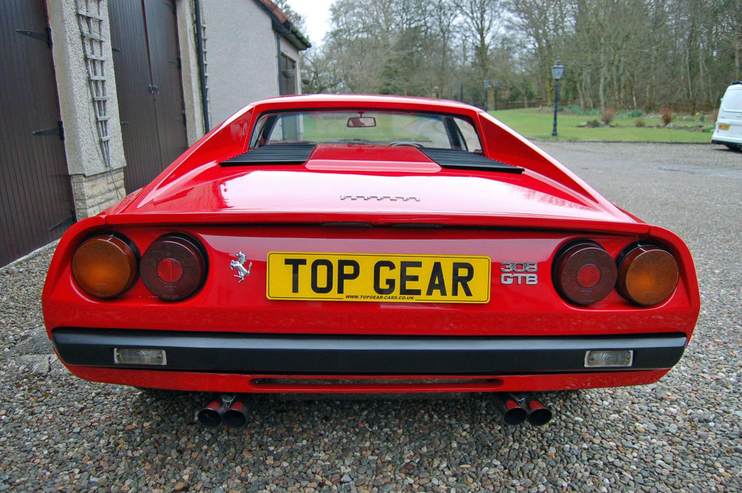 1976 Ferrari 308 GTB Vetroresina For Sale (picture 6 of 6)