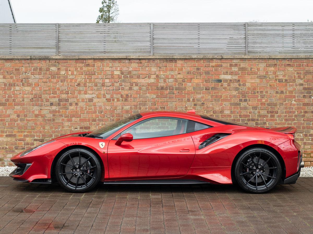 2019 Ferrari 488 Pista For Sale (picture 2 of 6)