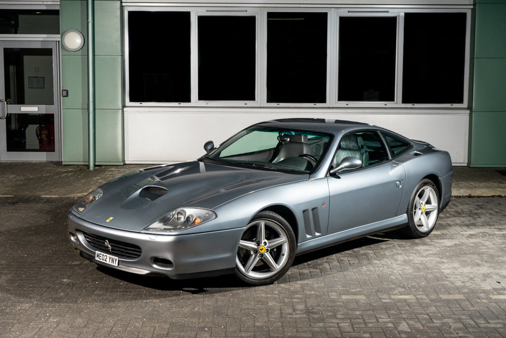 Ferrari 575 Maranello LHD 2002/02 For Sale (picture 1 of 6)
