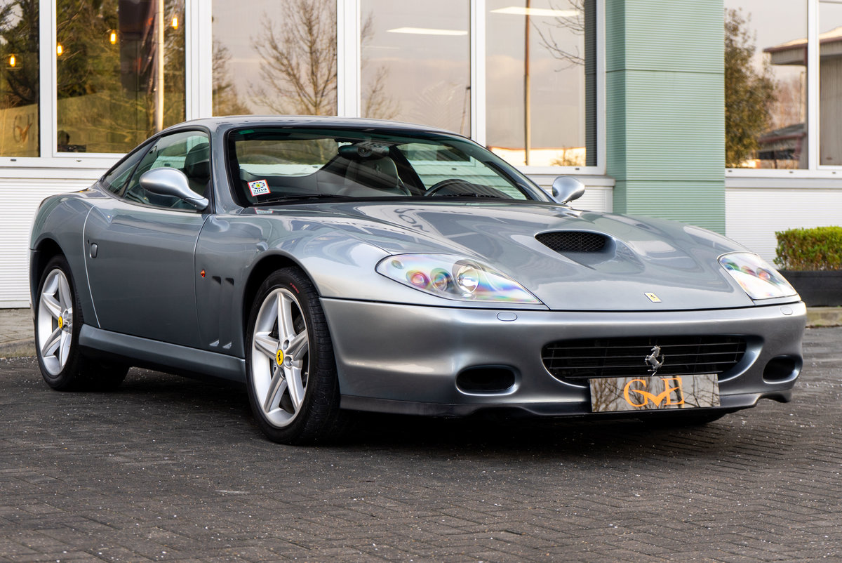 Ferrari 575 Maranello LHD 2002/02 For Sale (picture 2 of 6)