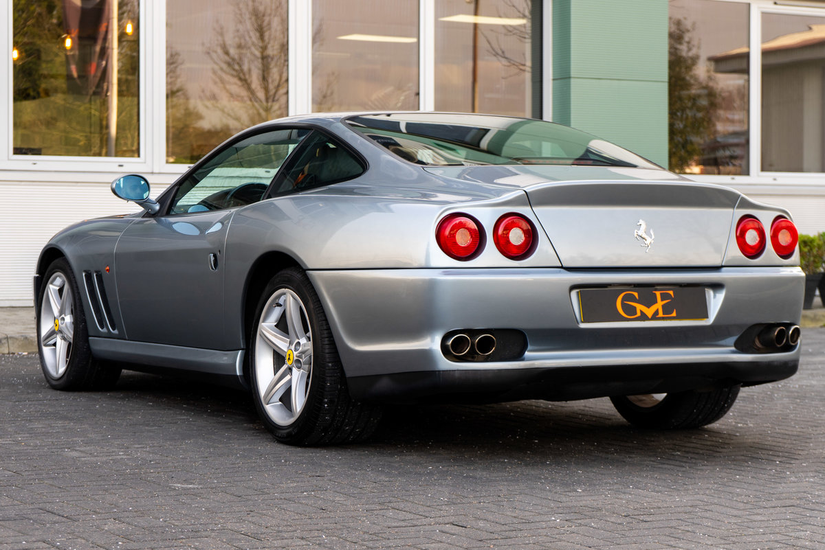 Ferrari 575 Maranello LHD 2002/02 For Sale (picture 3 of 6)
