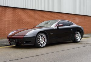 2008 Ferrari 612 Scaglietti One-To-One (LHD) For Sale