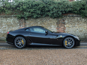 2007 Ferrari    599 GTB with Manual Gearbox  For Sale
