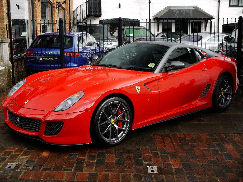 2011 Ferrari    599 GTO - Right Hand Drive For Sale (picture 4 of 12)