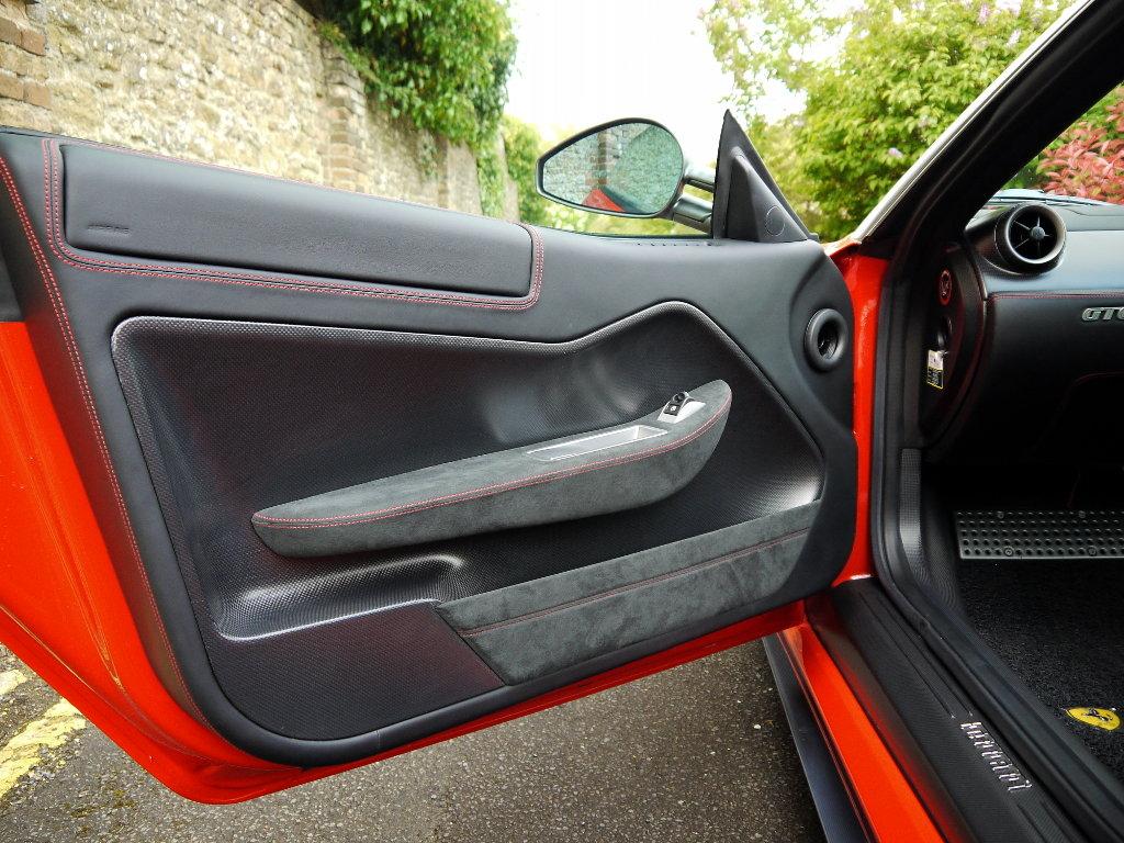 2011 Ferrari    599 GTO - Right Hand Drive For Sale (picture 11 of 12)