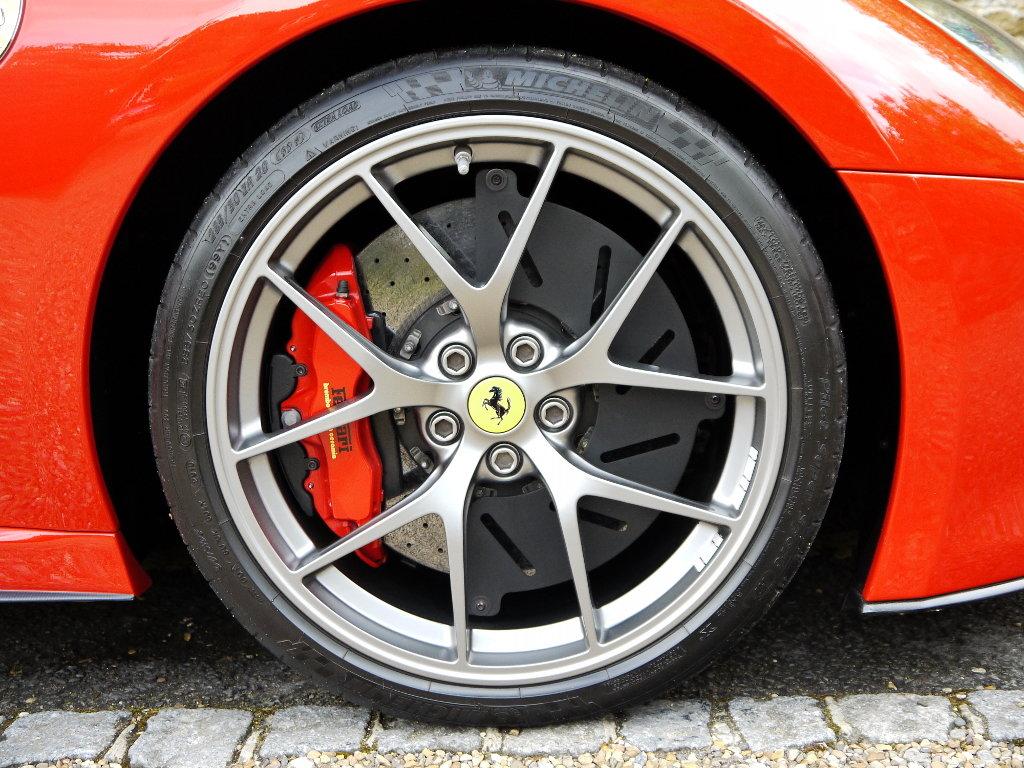 2011 Ferrari    599 GTO - Right Hand Drive For Sale (picture 12 of 12)
