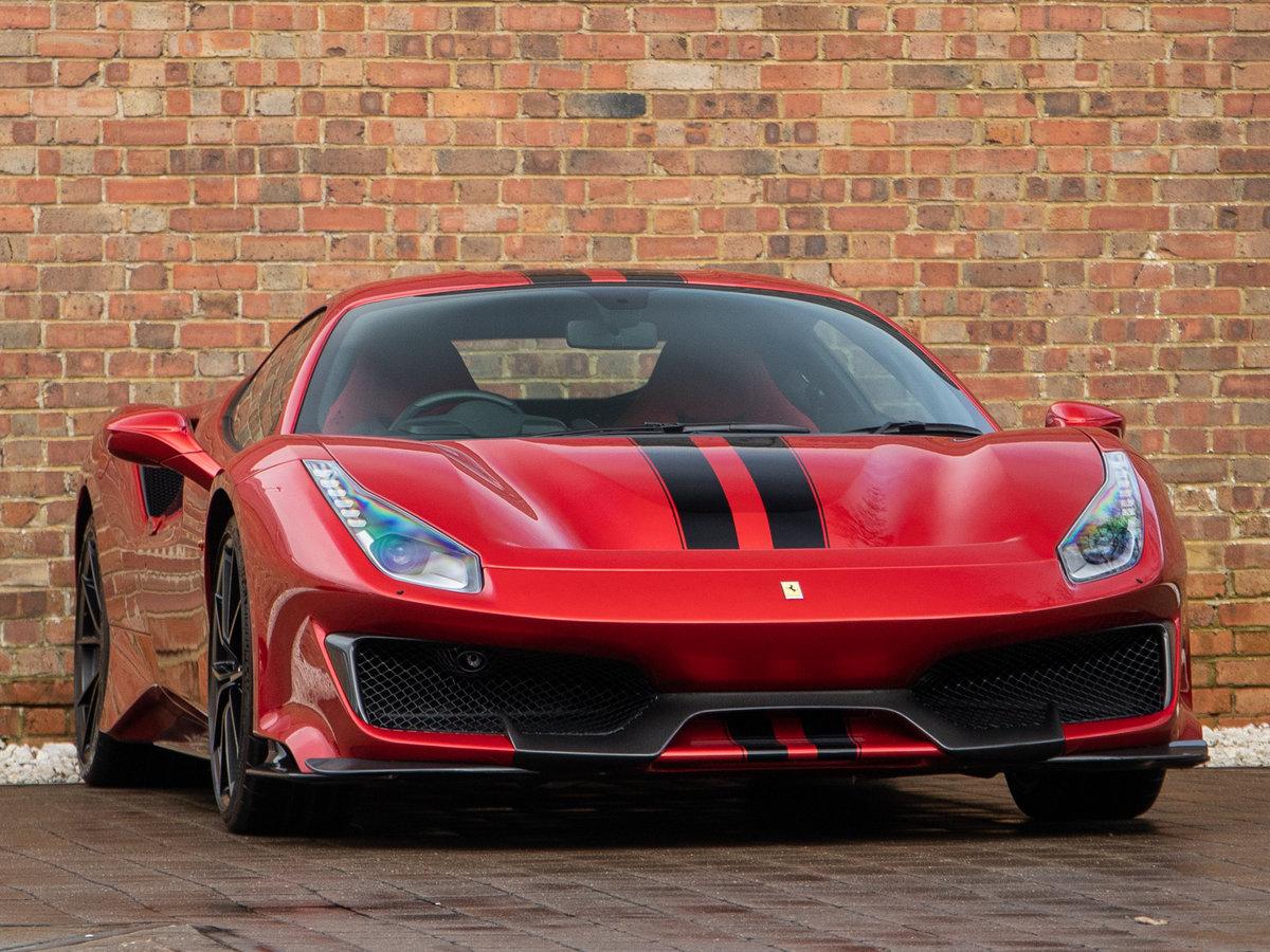 2019 Ferrari 488 Pista For Sale (picture 1 of 6)