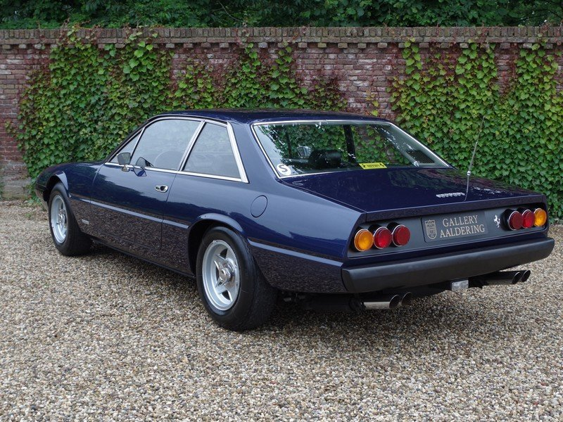 1974 Ferrari 365 GT4 2+2 in great original condition, SPECIAL PRI For Sale (picture 2 of 6)