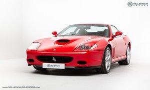 2002 FERRARI 575M MARANELLO // UK RHD // ROSSO CORSA // 23K MILES For Sale
