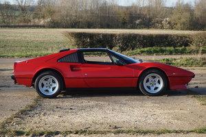 1983 Ferrari 308 GTS QV RHD