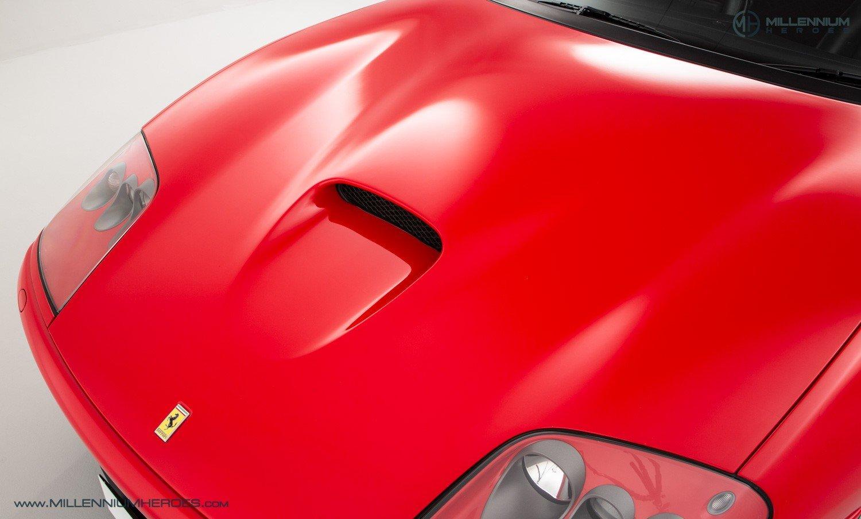 2002 FERRARI 575M MARANELLO // UK RHD // ROSSO CORSA // 23K MILES For Sale (picture 2 of 24)