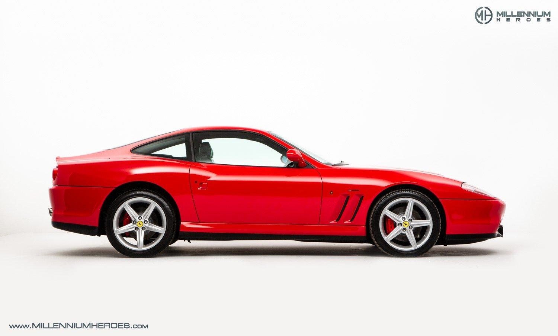 2002 FERRARI 575M MARANELLO // UK RHD // ROSSO CORSA // 23K MILES For Sale (picture 7 of 24)