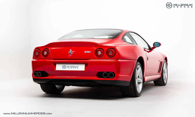 2002 FERRARI 575M MARANELLO // UK RHD // ROSSO CORSA // 23K MILES For Sale (picture 8 of 24)