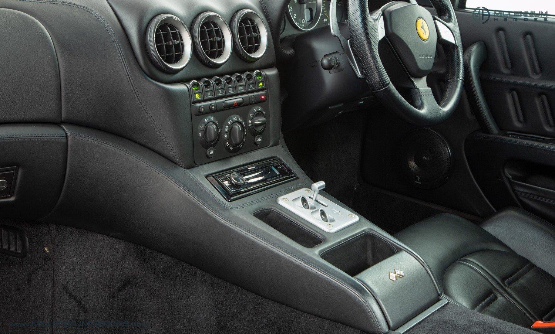 2002 FERRARI 575M MARANELLO // UK RHD // ROSSO CORSA // 23K MILES For Sale (picture 15 of 24)