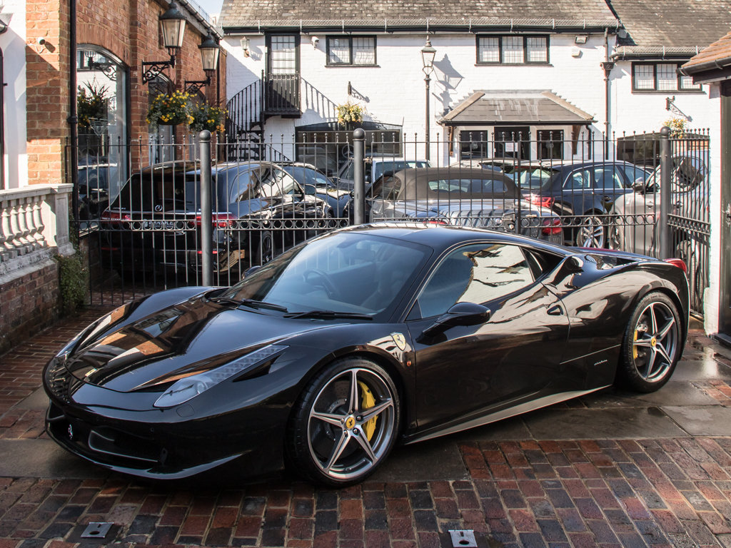 2012 Ferrari    458 Italia For Sale (picture 4 of 18)