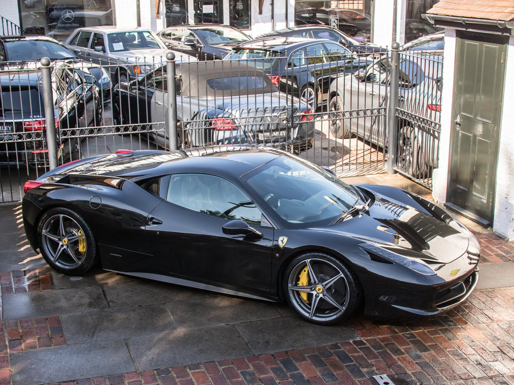 2012 Ferrari    458 Italia For Sale (picture 8 of 18)