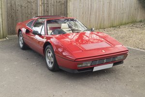 1989 A well-presented example of a classic two-seater sports car