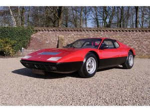 Ferrari 365 GT4/BB 'Berlinetta Boxer' Marcel Massini history