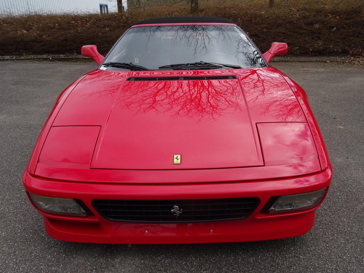 1994 Ferrari 348 Spider - 68978 km - 1090 Spider produced -  For Sale (picture 2 of 24)