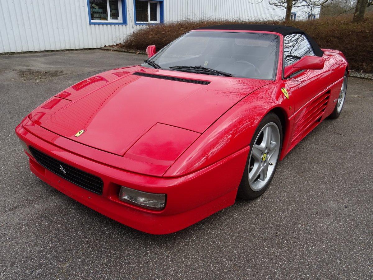 1994 Ferrari 348 Spider - 68978 km - 1090 Spider produced -  For Sale (picture 3 of 24)