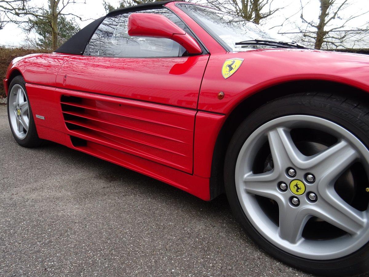 1994 Ferrari 348 Spider - 68978 km - 1090 Spider produced -  For Sale (picture 8 of 24)