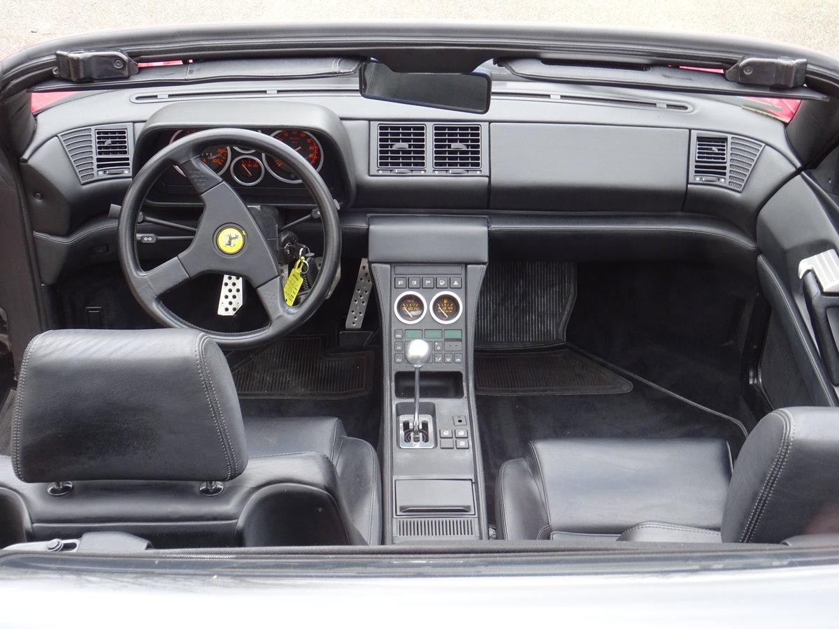 1994 Ferrari 348 Spider - 68978 km - 1090 Spider produced -  For Sale (picture 13 of 24)