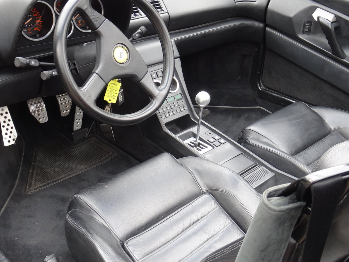 1994 Ferrari 348 Spider - 68978 km - 1090 Spider produced -  For Sale (picture 14 of 24)
