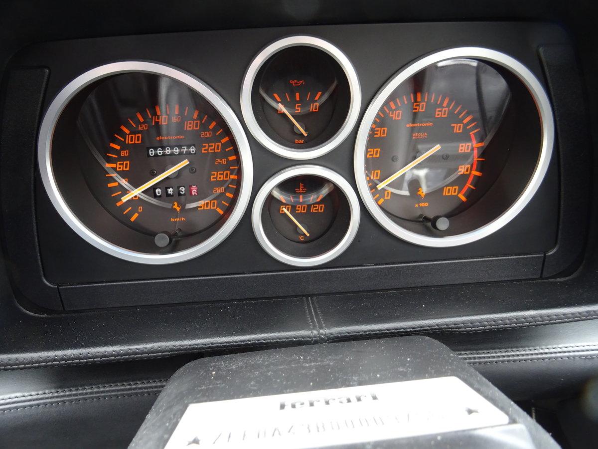 1994 Ferrari 348 Spider - 68978 km - 1090 Spider produced -  For Sale (picture 18 of 24)