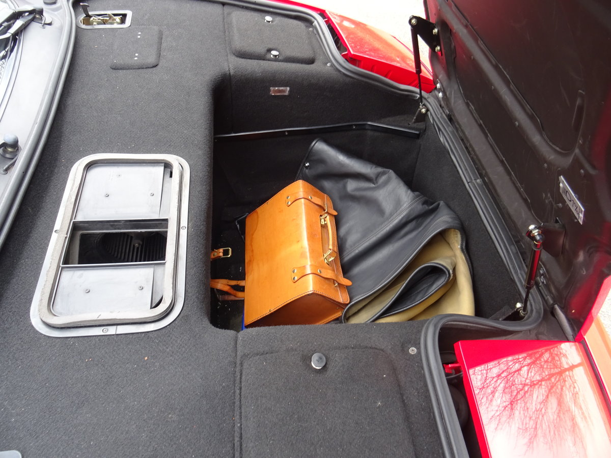 1994 Ferrari 348 Spider - 68978 km - 1090 Spider produced -  For Sale (picture 21 of 24)