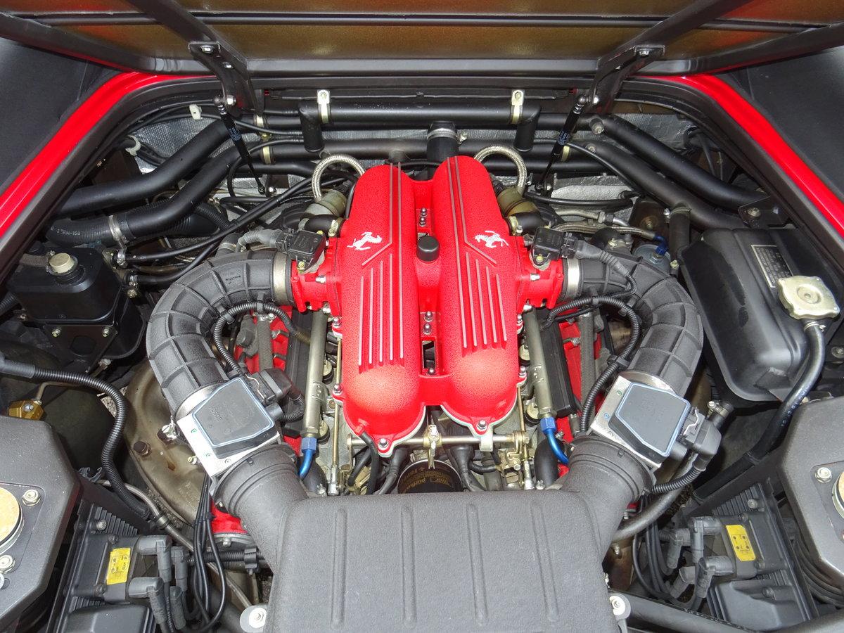 1994 Ferrari 348 Spider - 68978 km - 1090 Spider produced -  For Sale (picture 22 of 24)