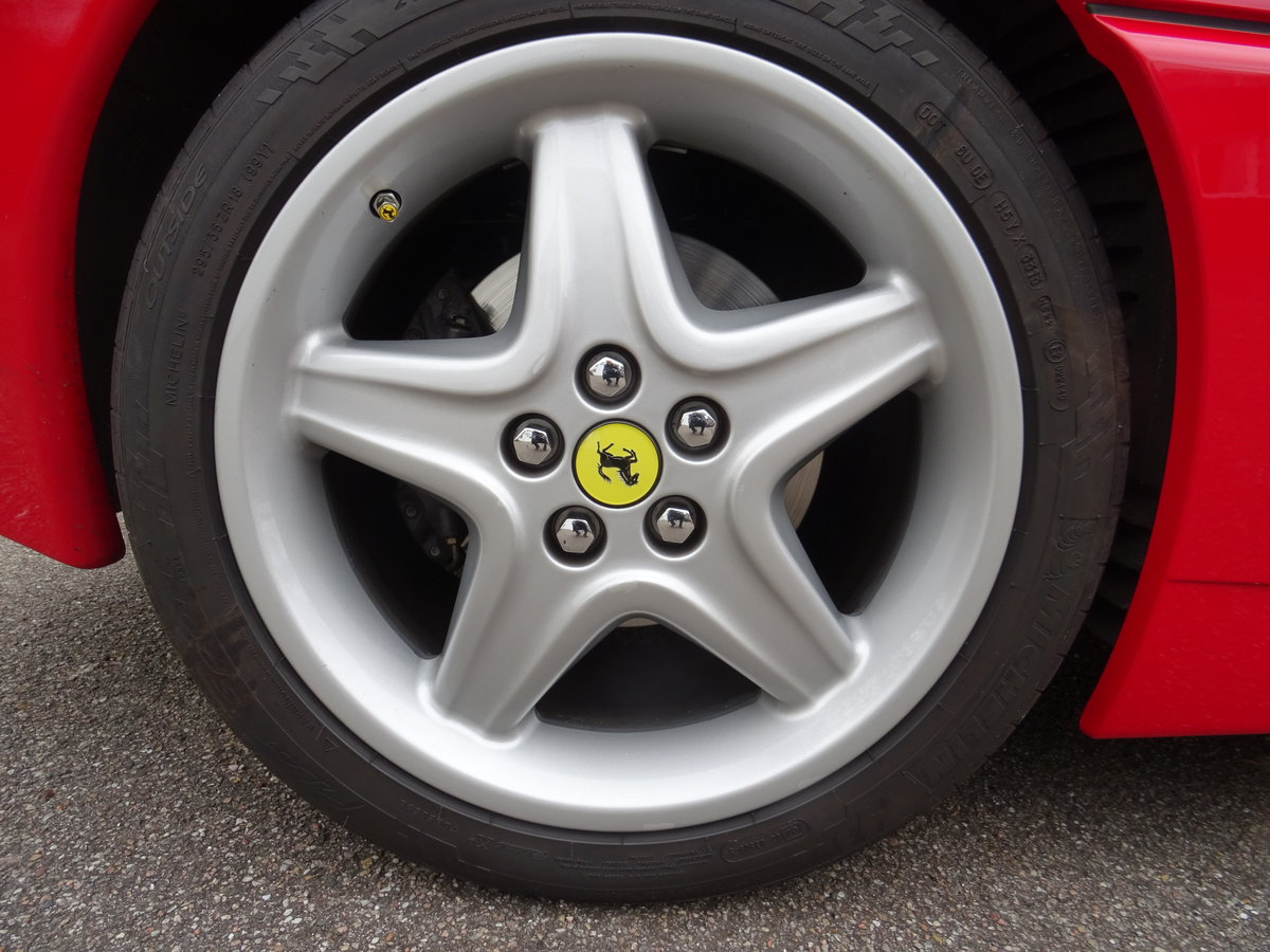 1994 Ferrari 348 Spider - 68978 km - 1090 Spider produced -  For Sale (picture 24 of 24)