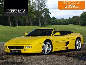 1996 Ferrari  355  GTS SPIDER CAB  69,948