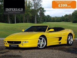Picture of 1996 Ferrari  355  GTS SPIDER CAB  69,948 For Sale