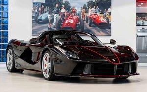 2018 Ferrari LaFerrari Aperta For Sale