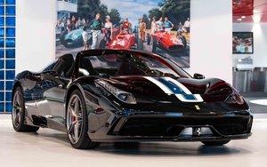 2014 Ferrari 458 Speciale Aperta