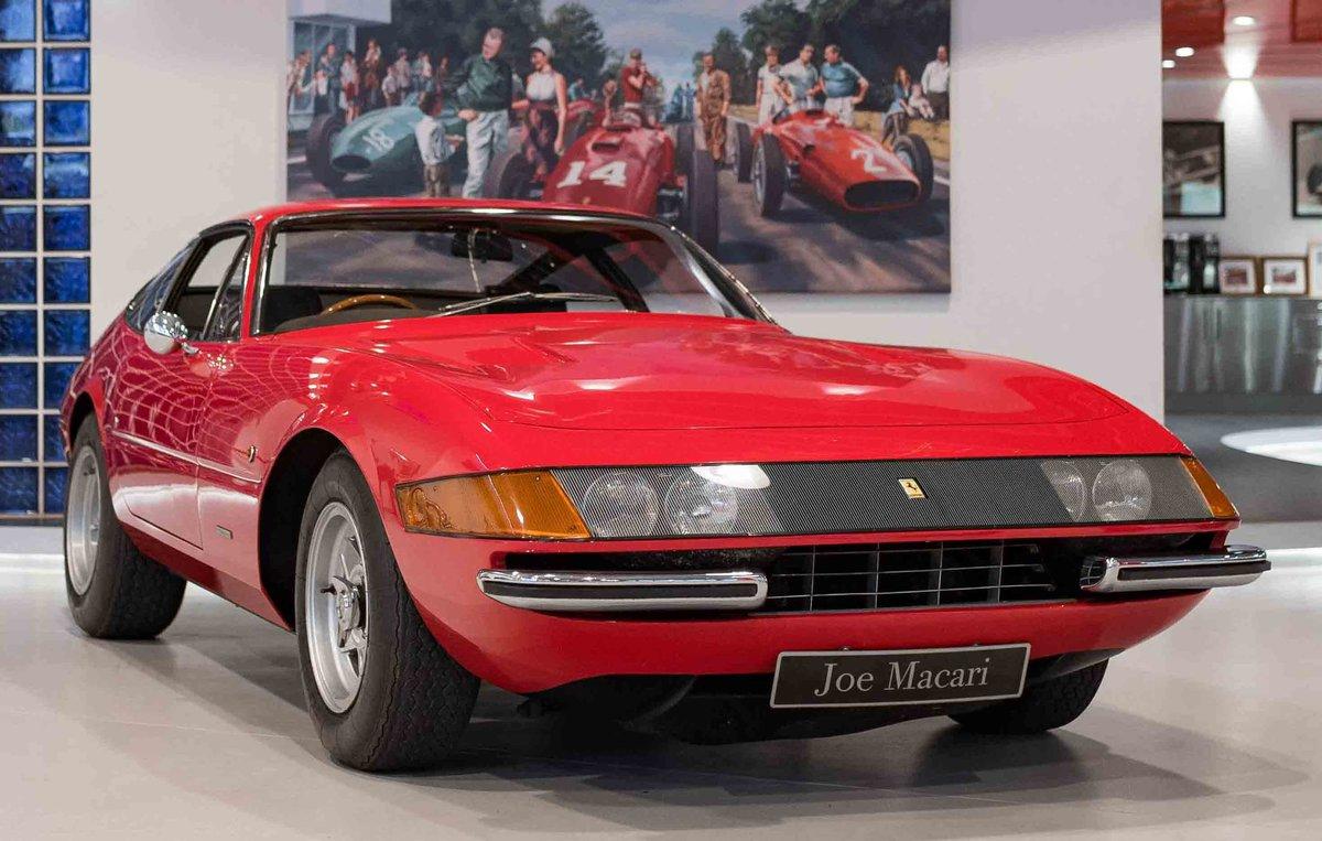1969 Ferrari Daytona Plexi RHD For Sale (picture 1 of 15)