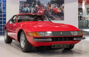 1969 Ferrari Daytona Plexi RHD For Sale