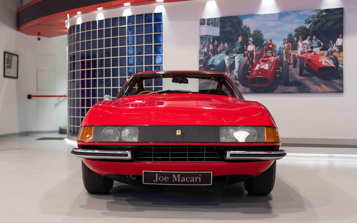 1969 Ferrari Daytona Plexi RHD For Sale (picture 2 of 15)