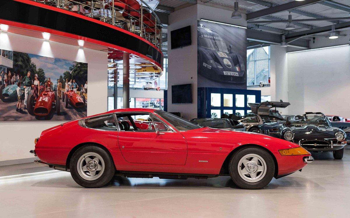 1969 Ferrari Daytona Plexi RHD For Sale (picture 4 of 15)