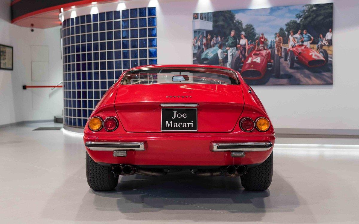 1969 Ferrari Daytona Plexi RHD For Sale (picture 6 of 15)